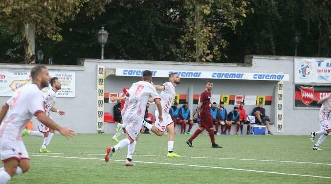 Sorrento Calcio. Taranto battuto grazie al super gol di Licciardi