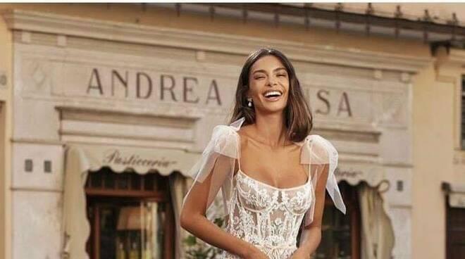 Sposa ad Amalfi da Pansa tagliata