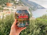 """""""Ti Amo Italia"""": dall'Hotel Poseidon di Positano la foto dedicata alla Nutella"""