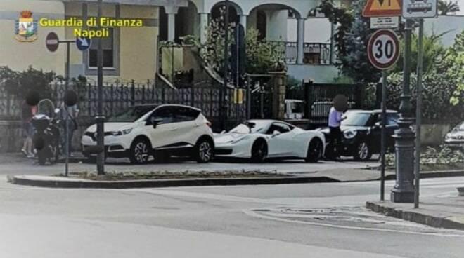 Truffa assicurazioni: sequestrati 585mila euro ad imprenditore di Vico Equense