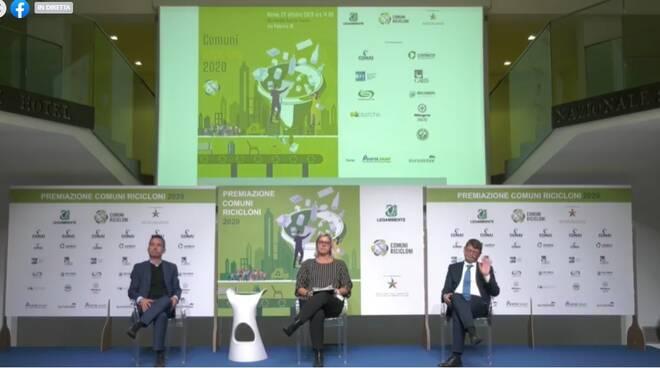 XXIV edizione del concorso Comuni Ricicloni: premio anche a Massa Lubrense