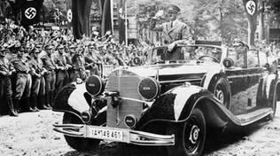 Auto di Hitler