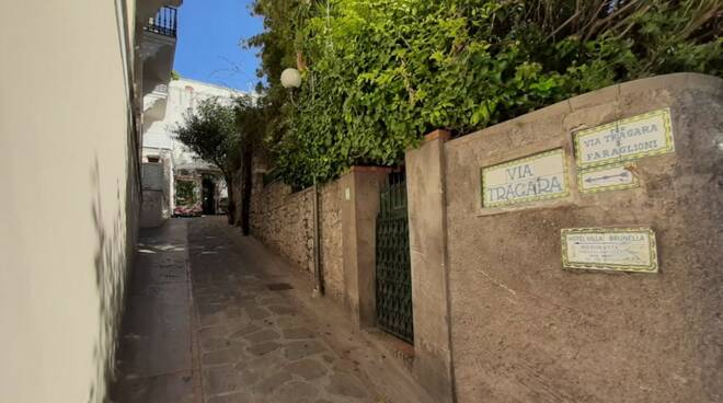 Capri, diventerà museo la Casa delle Rose donata al Comune dello stilista Dupuis