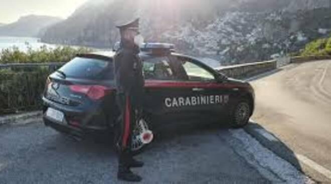 Carabinieri Positano
