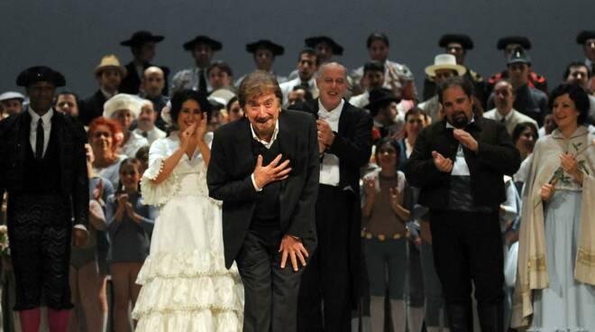Gigi Proietti:  l\'amore per i giovani e l\'Opera lirica