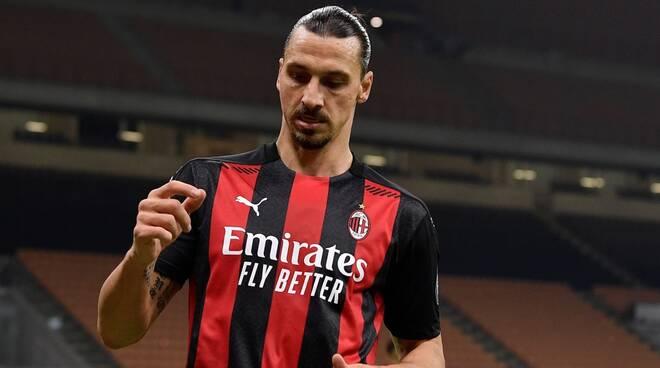 Un Napoli irriconoscibile viene sconfitto dal Milan di Ibrahimovic