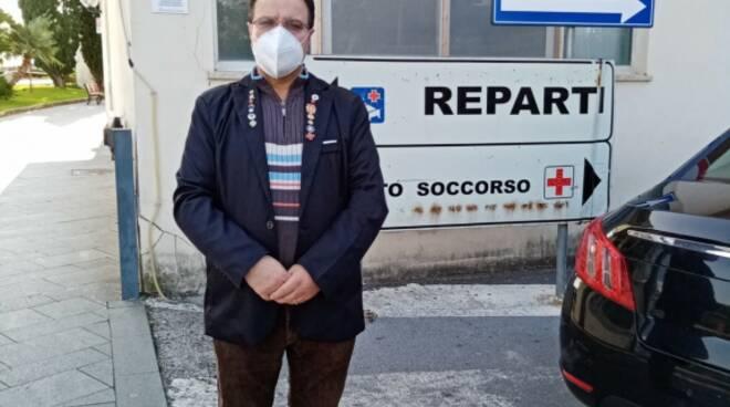 Sanità Italiana Regione Campania ASL Salerno: il Cav. N. H. don Attilio De Lisa ha i requisiti per mansioni superiori di Coordinatore Management nelle Organizzazioni Sanitarie.