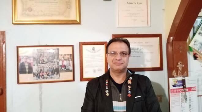 Dal Cav. N. H. don Attilio De Lisa al Comune di Caselle in Pittari compreso Sindaco Nuzzo dr Giampiero e vice Gerardo Gallo