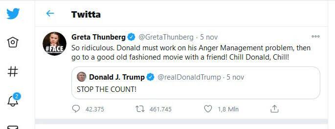 Trump, rilassati!