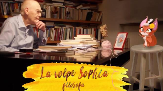 Foto locandina orizzontale 800x600 pixel La volpe Sophia