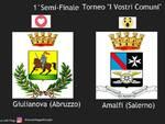 """""""Fun with Flags"""", la sfida social arriva alla semifinale: Amalfi contro Giulianova, ecco come votare"""