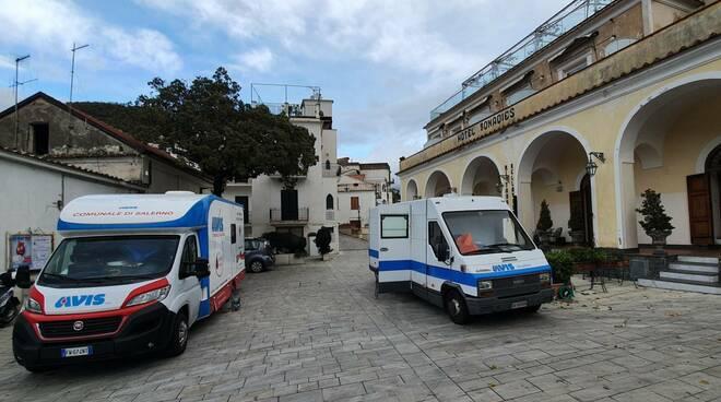 Grande solidarietà a Ravello: sono state ben 54 le donazioni di sangue