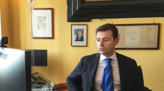 Innovazione. Il sindaco di Sorrento al webinar Anci e Inwit: il futuro dei Comuni nelle smart cities
