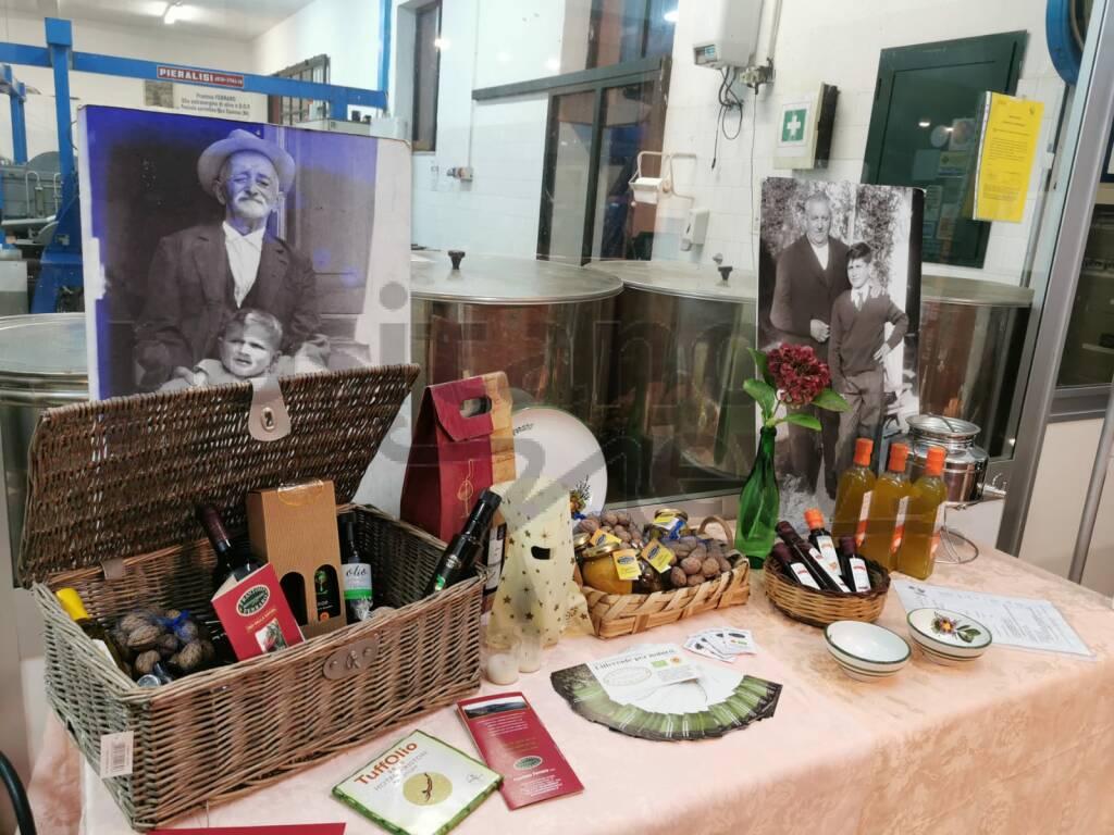 L'olio del Patriarca: la visita al Frantoio