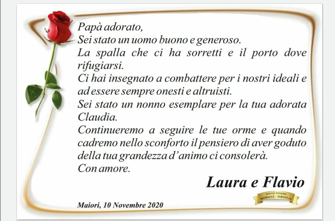 Luigi Di Landro Lutto