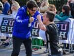 Luigi Varriale, a 23 anni a capo della Sorrento Positano Digital Running Festival