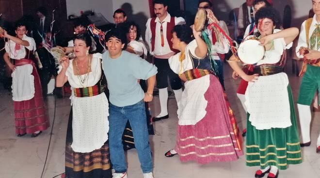 Maradona a Sorrento
