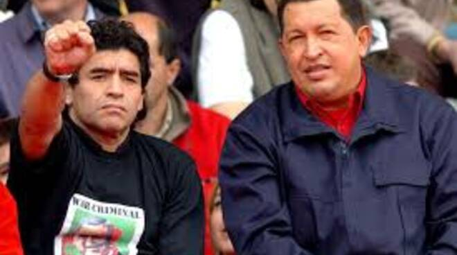 Maradona il Rivoluzionario