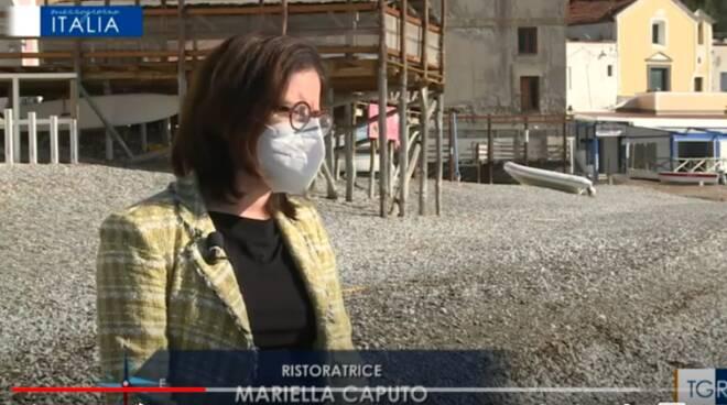 Mariella Caputo Nerano Massa Lubrense