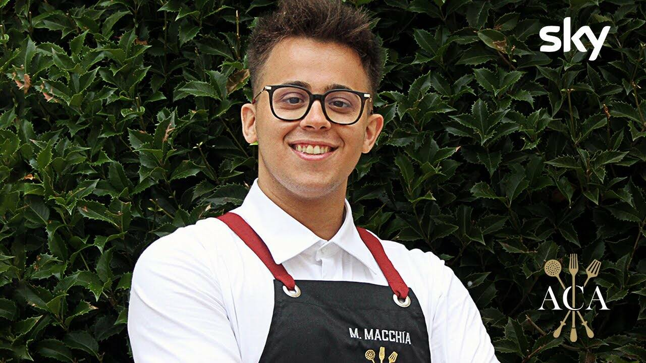 michele macchia antonino chef academy