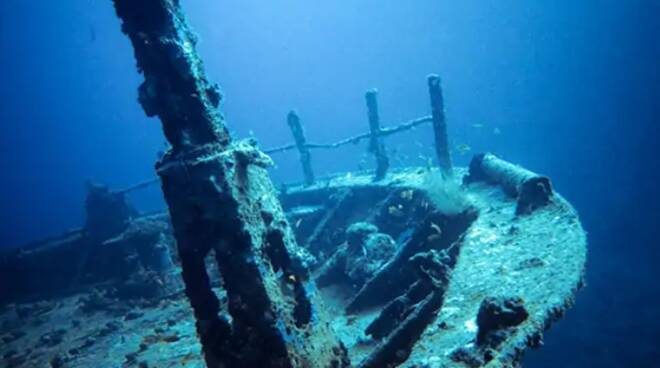 Nave Stabia I affondata nel Porto di Salerno. Il Consigliere Celano scrive al sindaco per recuperare il relitto
