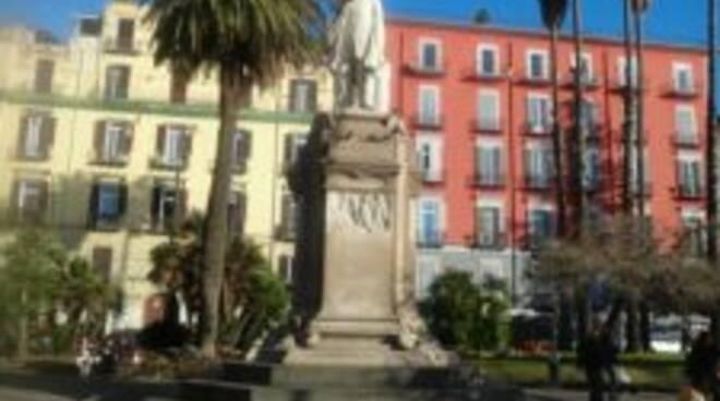 Nicola Amore a Napoli