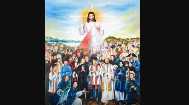 Oggi la Chiesa festeggia i Santi Martiri Vietnamiti (Andrea Dung Lac e 116 compagni)