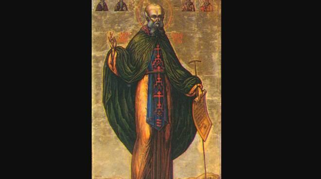 Oggi la Chiesa festeggia San Saba Archimandrita