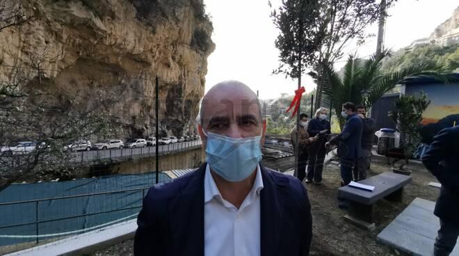 """Positano, De Lucia: """"La vicenda dell'Ospedale di Castiglione è aberrante, spero che il governatore risolva presto"""""""