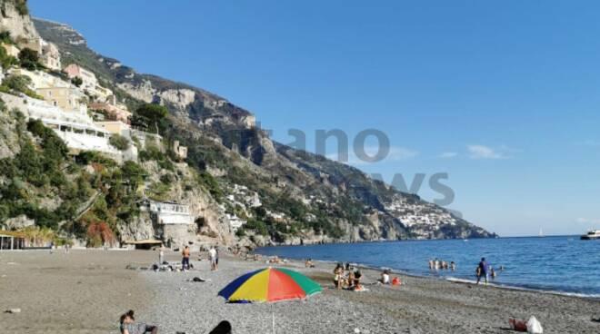 Positano e Costa d'Amalfi: un lockdown al mare