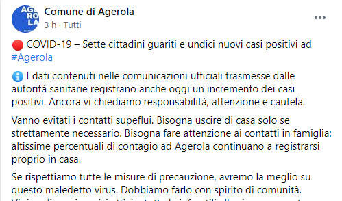 post agerola