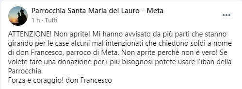 post don francesco