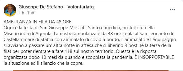 post ospedale