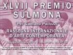 PREMIO SULMONA, 47^ Edizione, 2020
