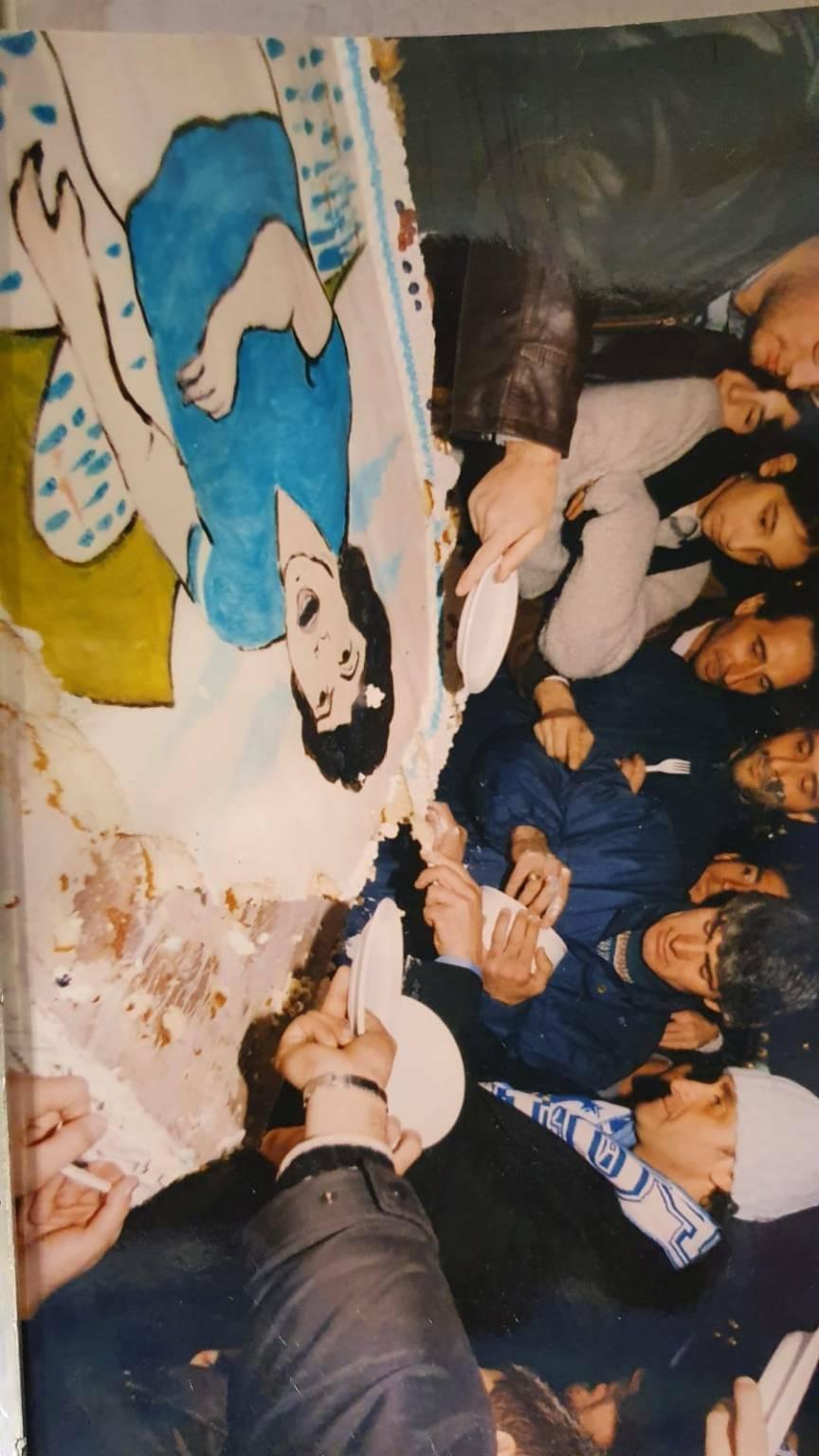 Torta Maradona