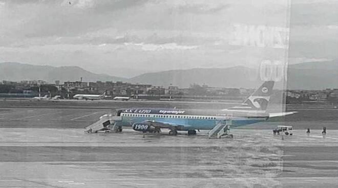 aereo lazio