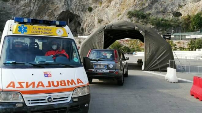 Amalfi. Screening scolastici: riaperte prenotazioni per 7 dicembre