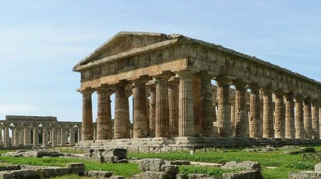 Bilancio da record per il Parco archeologico di Paestum e Velia nonostante il lockdown