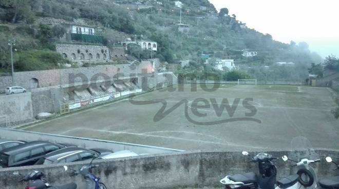 Campo Sportivo di Montepertuso a Positano