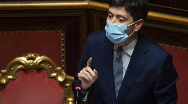 Covid, Speranza: \'Sui vaccini ci saranno tutte le garanzie\' \'Dobbiamo avere la certezza di un processo che si completa in tutte le sue fasi\', ha spiegato il ministro