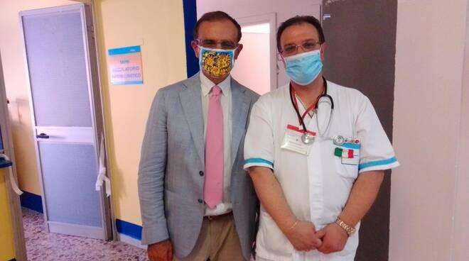 ASL Salerno-Regione Campania: il Cav. N. H. don Attilio De Lisa (C.P.S.Infermiere con limitazioni e nelle categorie protette dal 1995) dell\'ospedale di Sapri ha fatto conoscere la sua posizione locale sia al Direttore Generale Dott. Mario Iervolino e all