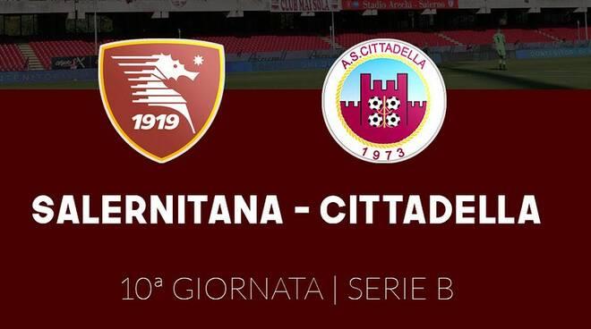 Calcio. La Salernitana batte il Cittadella per 1 a 0 e si conferma la prima della classe