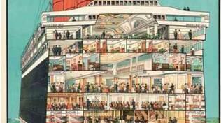"""Museo del Mare di Napoli mostra: \""""La pubblicità nei Manifesti Navali: 1880 - 1970\"""""""