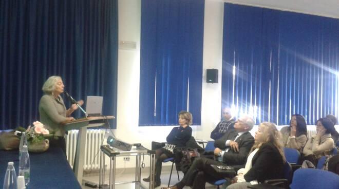 ASL Salerno-Sanità Italiana Regione Campania: con Alessandra Kustermann contro la violenza sulle donne e la violenza di genere - Cav. N. H. don Attilio De Lisa