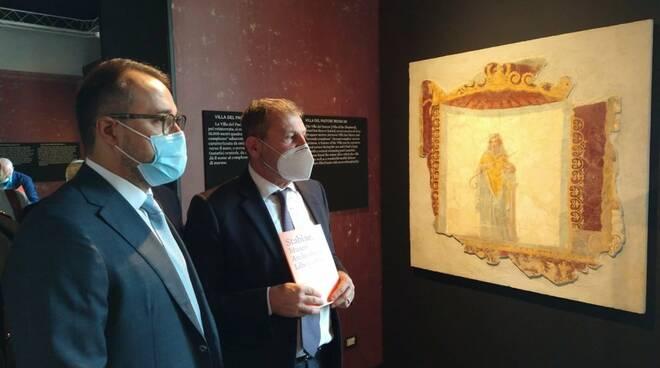 Castellammare di Stabia: cittadinanza onoraria a Massimo Osanna, il direttore del Parco Archeologico di Pompei