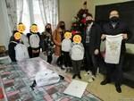 Cava de' Tirreni: doni e giocattoli da Metellia servizi e da associazioni cittadine al Centro diurno il Paiolo per minori in difficoltà