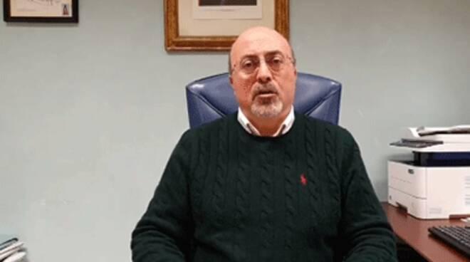 Cosimo Ferraioli sindaco Angri