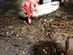 Costiera amalfitana: la PA Millenium al lavoro contro le violente mareggiate