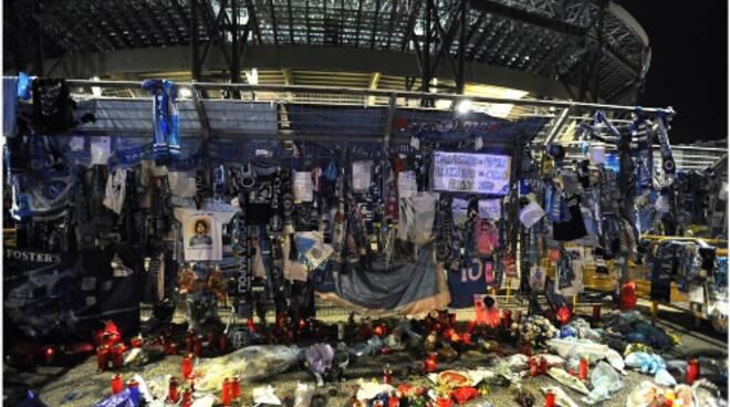 de-Magistris-e-de-laurentiis-lavorano-per-il-museo-del Napoli-e-di-Maradona-all-interno-dello-stadio