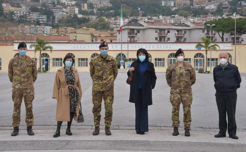 esercito ospedale salerno